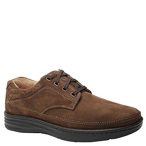 Toledo Oxfords (Drew Shoe Men's Toledo Fashion Oxfords, Brown, Leather, 11 6E)