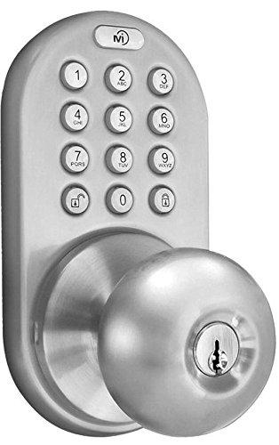 keypad door knob indoor - 6