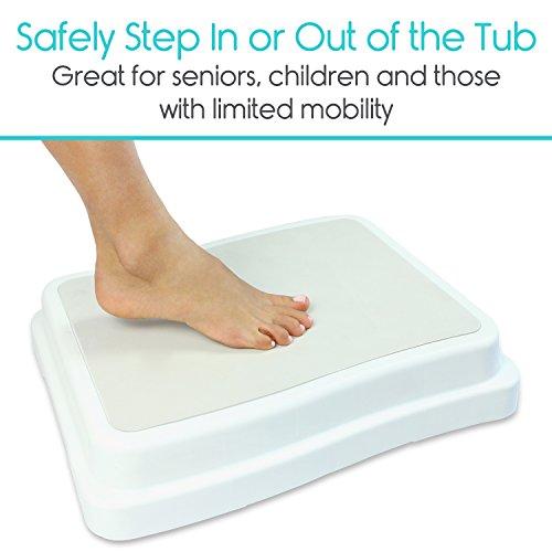 Bath Step By Vive U2013 Safe Step Bathroom ...