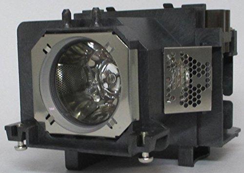 ダイヤモンドランプfor Panasonic pt-vz580プロジェクタ、内側Ushio電球ハウジング   B076DSNCRQ