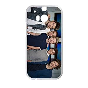 Happy One Direction Design Personalized Fashion High Quality Phone Case For HTC M8