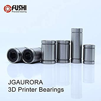 Ochoos - Juego de rodamientos lineales para impresora 3D JGAurora ...