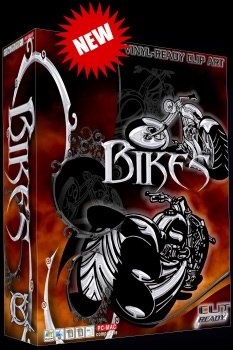 Price comparison product image Bike & Motorcycle EPS Vector Sign Clipart