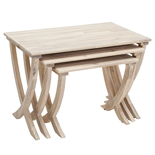 Best Selling Melody nesting tables (Merlot Nesting Tables)