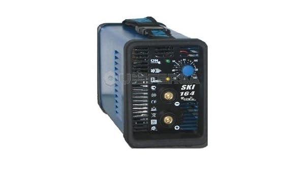 Cevik Ce-Ski164 - Equipo Soldar Inverter Ski164 140A C/A+M: Amazon.es: Bricolaje y herramientas