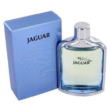 - Jaguar Blue 3.4 oz. Eau De Toilette Spray Men