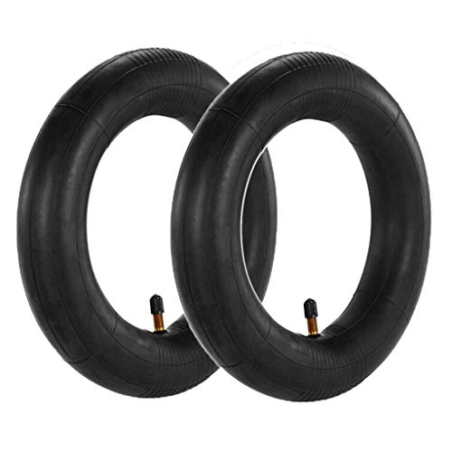 Price comparison product image Owill 2X Inner Tube Pneumatic Tires for Xiaomi Mijia M365 Electric Scooter 8 1 / 2x2 (Black)