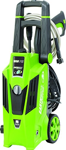 Earthwise PW16503 1650 PSI 1.4 GPM Electric Pressure Washer Electric Jet