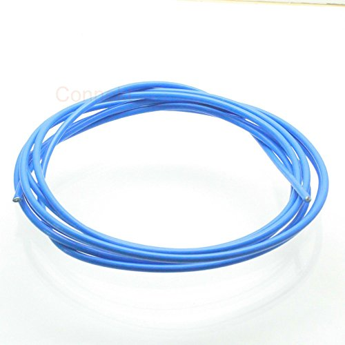 "40"" 1M 3FT semi-rigid flexible RG402 0.141"" with blue jacket cable RF coaxial Quick USA Shipping"