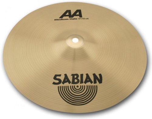 SABIAN [AA] MEDIUM HIHAT (Bottom) AA-14BHH B000EENADG