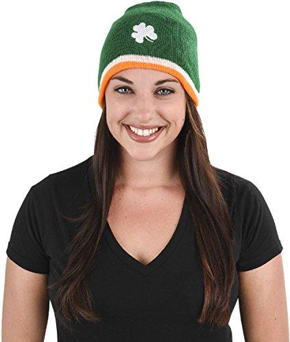 Rhode Island Novelty Irish Beanie -