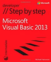 Microsoft Visual Basic 2013 Step by Step Front Cover