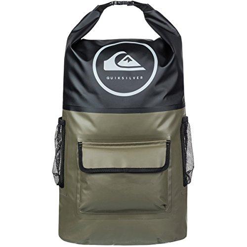 Quiksilver Men's Sea Stash Backpack, Fatigue, 1SZ