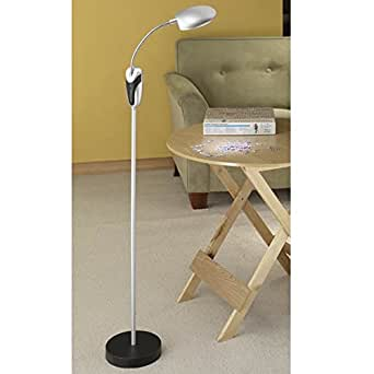 cordless anywhere led reading lamp floor lamps. Black Bedroom Furniture Sets. Home Design Ideas