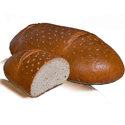 Vestakorn gemengd roggebrood 2000 g, ambachtelijk brood – vers brood met natuurlijke zuurdesem