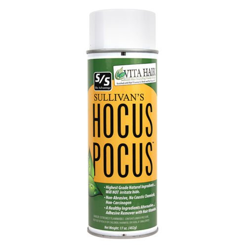 Sullivan's Advantage Vita Hair 17 oz (482 g) Hocus Pocus Adhesive Remover Pure Adhesive Remover