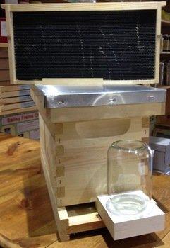 5-Frame Beehive Nuc Kit