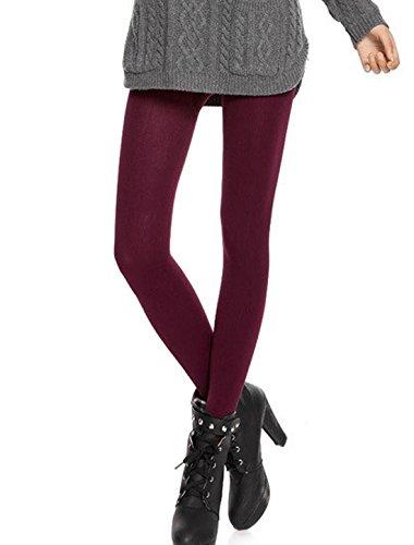 Korea Style Elastic Waistband Stirrup Pantyhose Leggings for Women