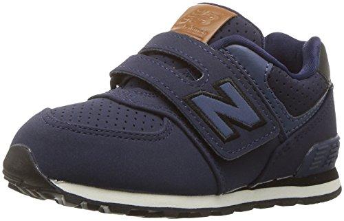 Uniseks 574v1 New Trainers blauw Blauw Balance zwart PRn6wq41n