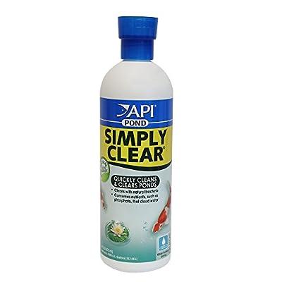 API POND SIMPLY CLEAR Pond Water Clarifier