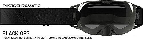 509 Revolver Goggle - Black Ops (Polarized Photochromatic) by 509