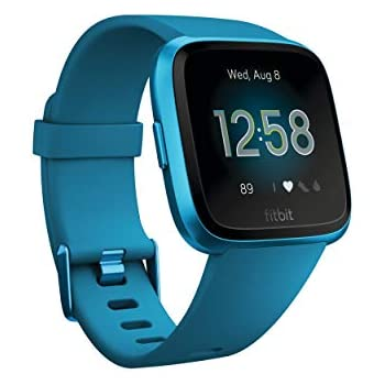 Amazon.com: Fitbit Versa Lite Edition Smart Watch, One