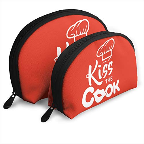 Child Goods Kiss The Cook Multi-Functional Portable Bags Clutch Pouch