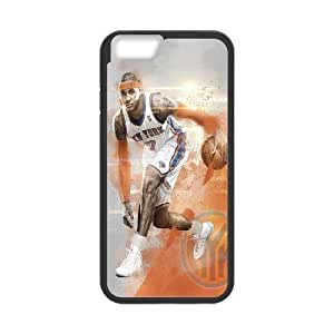 Custom High Quality WUCHAOGUI Phone case Carmelo anthony - New York Nicks Protective Case For Apple iphone 4 4s,