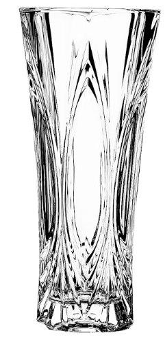 Cristal Darques France Genuine Lead Crystal Vase.Cristal D Arques Chatelet Crystal Vase 17 Cm