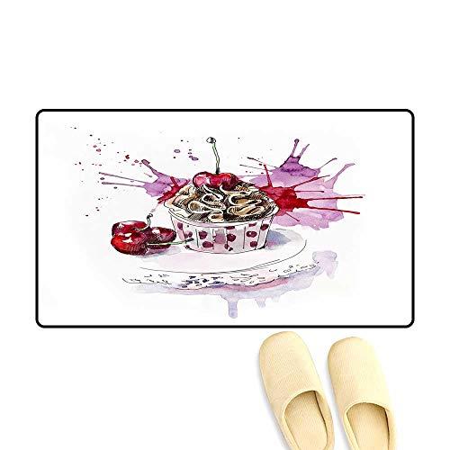 Biscuit Accord - Door Mats for Inside Cherry Biscuit Cake wi Cream an jam