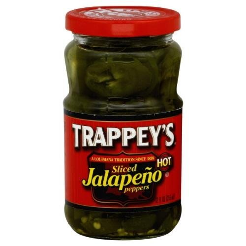 (Trappeys Jalapeno Pepper Sliced, 12 ounce -- 12 per case)