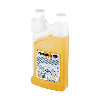 Control Solutions Inc. 36.8 % Permethrin SFR 32 oz Pest Control Insecticide