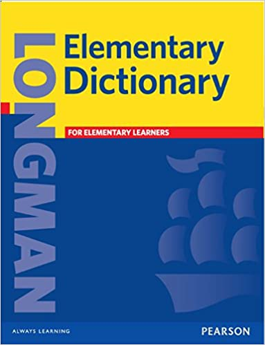 Buy Longman Elementary Dictionary Paperback Book Online At Low
