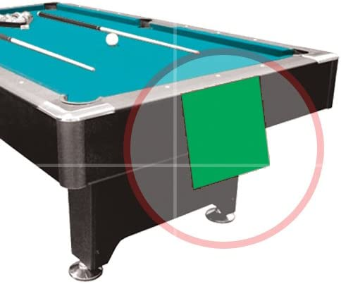 Pool Snooker Table Racking Cloth Green NEW