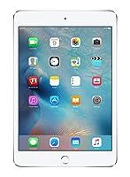 """Apple iPad Mini 4 128GB with 7.9"""" Retina Display, Wi-Fi Only, Silver"""
