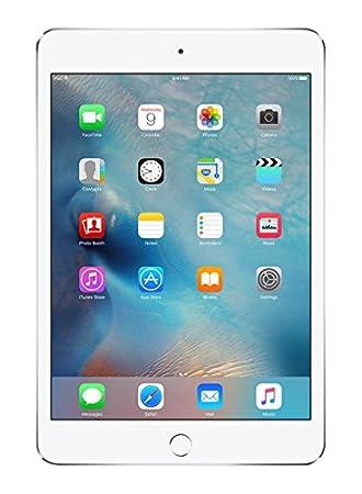 Apple iPad Mini 4 128GB Plata - Tablet (Minitableta, IEEE 802.11ac, iOS, Pizarra, iOS, Plata) (Importado): Amazon.es: Informática