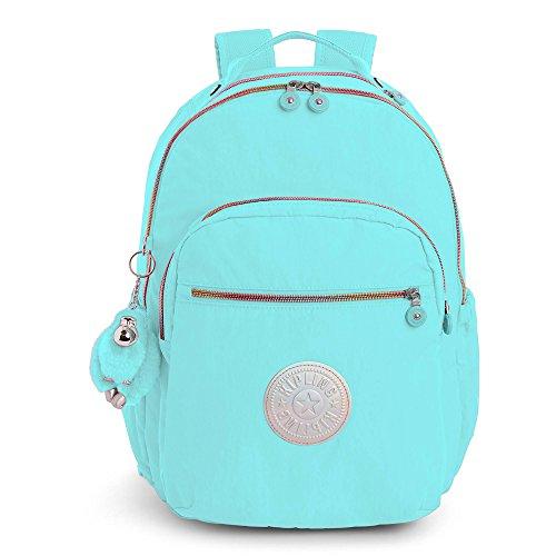 Kipling Seoul GO Bluesplash Hologram Laptop Backpack