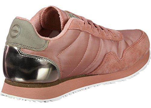 Woden Womens Nora Ii Sneaker, Pink Pink (powder Powder)