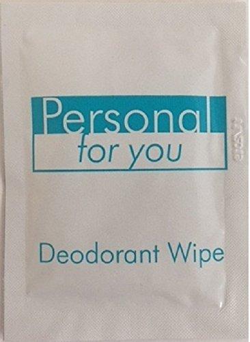 Toallitas desodorantes personales para usted, paquete de 500: Amazon.es: Belleza