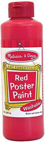 Doug Orange Poster Paint - 8