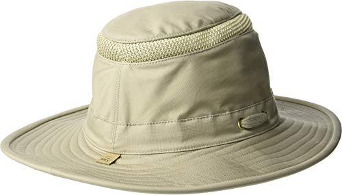 Tilley Endurables T4MO-1 Hiker's Organic Cotton Khaki/Olive Unisex Hat, 7 3/8