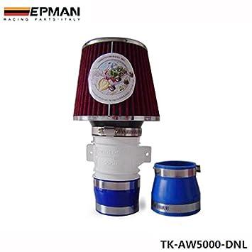 epman Turbo 5000 eléctrica tetera Turbocompresor Turbo Supercharger Kit 18000 (R/min): Amazon.es: Coche y moto