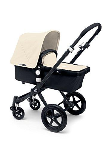Bugaboo Cameleon3 Complete Stroller - Off White - Black