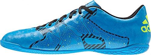 Adidas X 15.4 IN Fussballschuhe Herren Schuhe Fußball Halle Indoor Hallenschuhe S77886 White/White