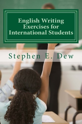English Writing Exercises for International Students: An English ...
