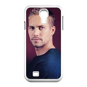Paul Walker Fast & Furious 008 funda Samsung Galaxy S4 9500 Cubierta blanca del teléfono celular de la cubierta del caso funda EOKXLKNBC16178