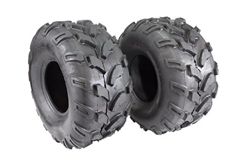 20x9.50-8 ATV Tire (Set of Two) (Best Atv Tires For Trail Riding)