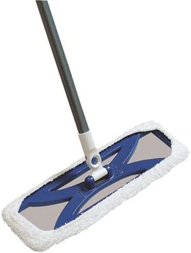 Amazon Com Quickie Home Pro Mighty Mop With 360 Degree Swivel Head Health Personal Care
