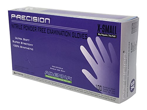 Adenna Precision Nitrile Powder X Small