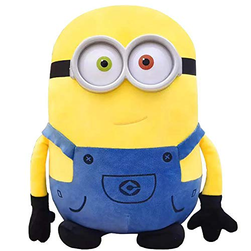 Ray-E Minion Plush Despicable Me Plush Bob 9 Inches Plush Toy]()